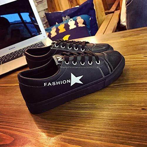 Sport Chaussures Cuir Doux Sneakers Synth Basket SANFASHION Femmes Flaneur Sole en PXwz0YHqx