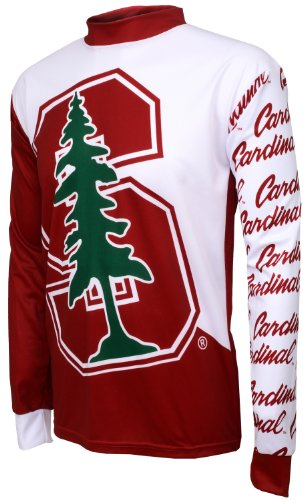 NCAA Stanford Cardinal Mountain Bike Cycling Jersey (Team, Medium) ()