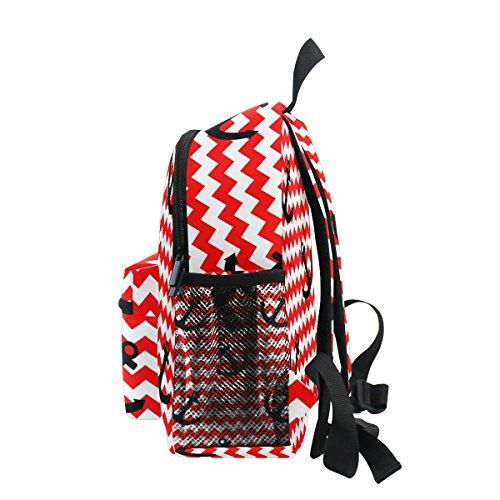 for Toddler Boy Kindergarten Ocean Girls Pre Backpack School ZZKKO Anchor Kids Bag Sea 8vxzWPqwZ