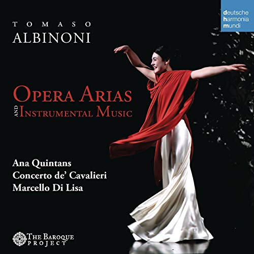 Albinoni: Opera Arias And Concertos - The Baroque Project Vol. 4 ()
