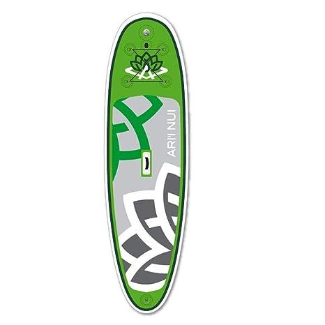 Tabla de Paddle Surf Hinchable Prime AriI NUI: Amazon.es ...