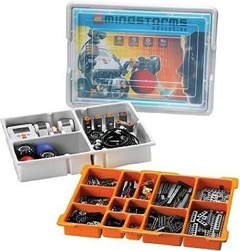 Amazon.com: Lego (Lego) Mindstorms Education NXT Base Set (9797 ...