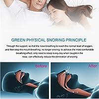 Ayuda para dejar de roncar, válvula para la nariz que purifica el ...
