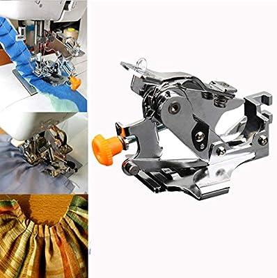 ToDIDAF Prensatelas multifunción para máquina de coser, para Brother Singer Janome, 8 x 6,5 x 4 cm: Amazon.es: Hogar