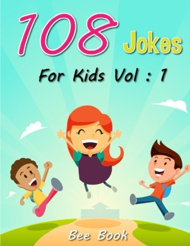 Halloween Riddle For Adults (108 Jokes For Kids Vol. 1: Hilarious Jokes, Tricky Tongue Twisters, Animal, Halloween and Ridiculous Riddles (Volume 1))