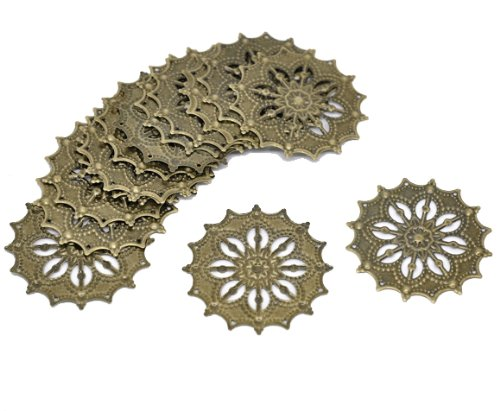 48-antique-brass-filigree-flower-focal-components-42mm-jewelry-wrapping-findings