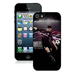 Special Custom Made Olivier Giroud 3 Unique Custom Black Case For iPhone 5S Case