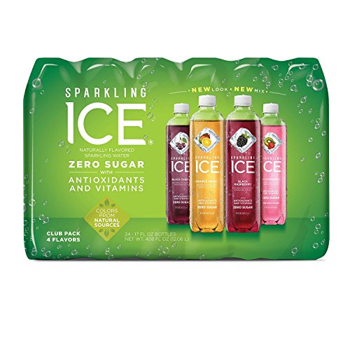 Sparkling ICE Huge Variety Pack - 17 Oz Bottles - 24 Bottles (Fruit-Blasters Variety Pack, 24 Bottles) (Best Sparkling Water In The World)