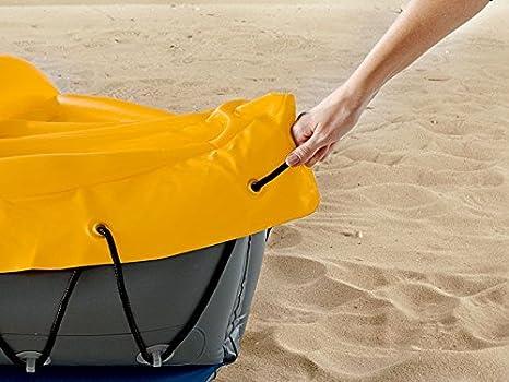 Crivit De 2 Personas de Kayak Beach vorführ Modelo Kayak ...