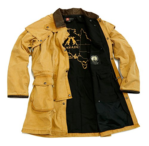 Mens Duster Jackets (Gold Coat, Duster Jacket, 2nd Choice)