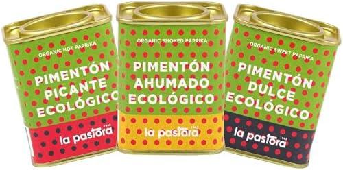 LA PASTORA | Producto Gourmet | Pack/ 3