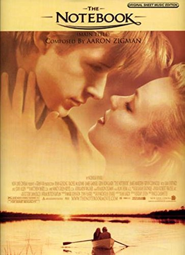 The Notebook (Main Title) (from The Notebook): Piano/Vocal/Chords, Sheet (Printed Notebook)