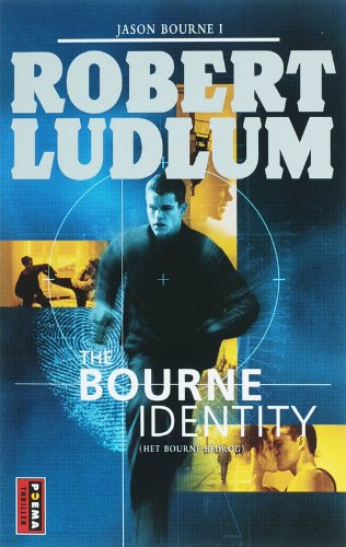 The Bourne identity / druk 28 (De Bourne collectie, Band 1)