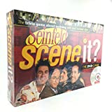 Mattel Scene It? DVD Game - Seinfeld Edition