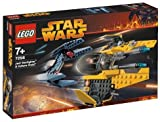 lego 7256 - LEGO (LEGO) Star Wars Jedi Starfighter and Vulture Droid 7256