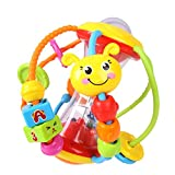 Baby Bucket Toy with Musical / Activity / Educational Toy with Lights.(EXERCISE BALL)