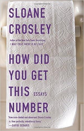 Sloane crosley essay
