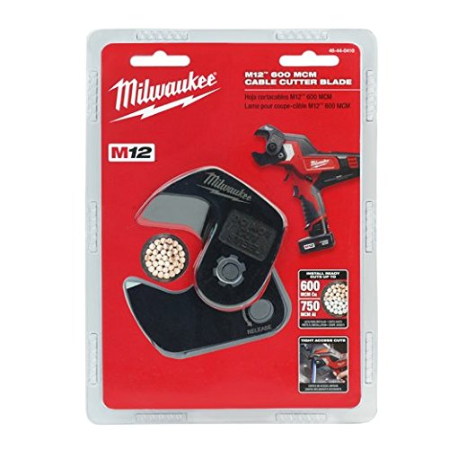 Milwaukee 48-44-0410 M12 600 Mcm Cable Cutter Blade by Milwaukee