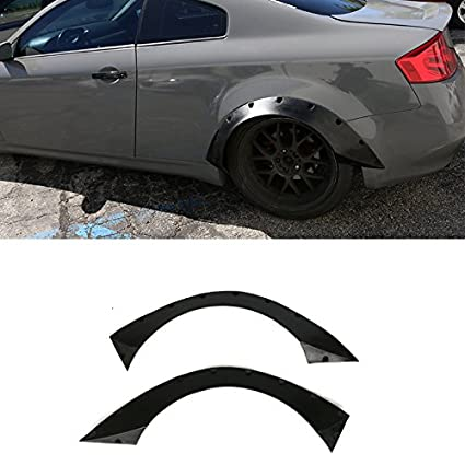 Amazon Fender Flares Fits 2003 2007 Infiniti G35 Coupe Rbv2