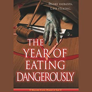 The Year of Eating Dangerously Hörbuch
