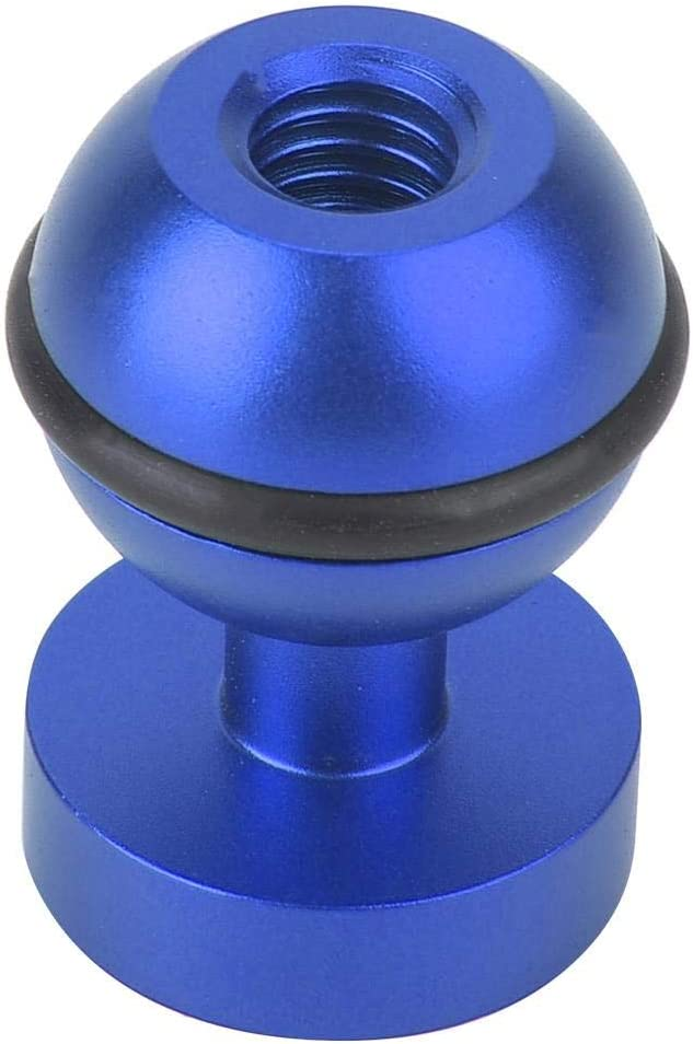 Neufday 1//4 Screw Hole Mount Adapter for Tripod Screw to Flash Hot Shoe Black