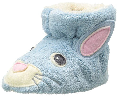 ACORN Easy Critter Kids Bootie Slipper,Doggy,Toddler Small 0-6 Months