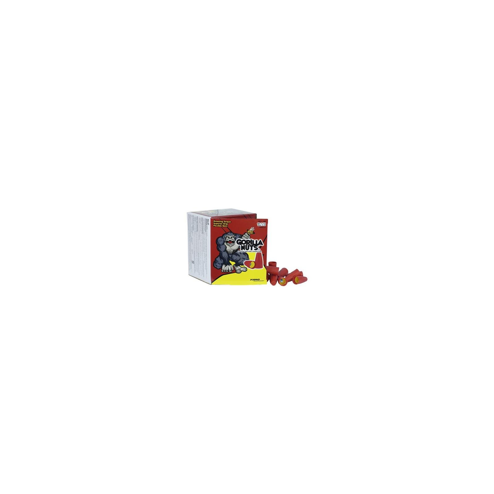 King Safety Products 68210 Gorilla Nuts™ 100 Count by King Safety (Image #1)