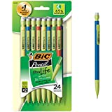 BIC Ecolutions Xtra-Life Mechanical Pencil, Medium Point (0.7mm), 24-Count