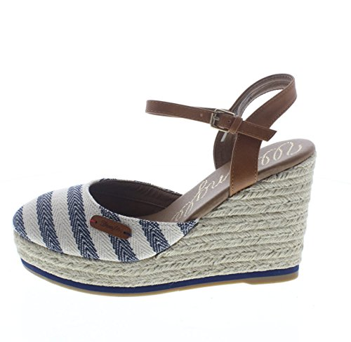 WHT NVY Fashion Wrangler assortiti Sandals Women's 455 fqZXwUYA