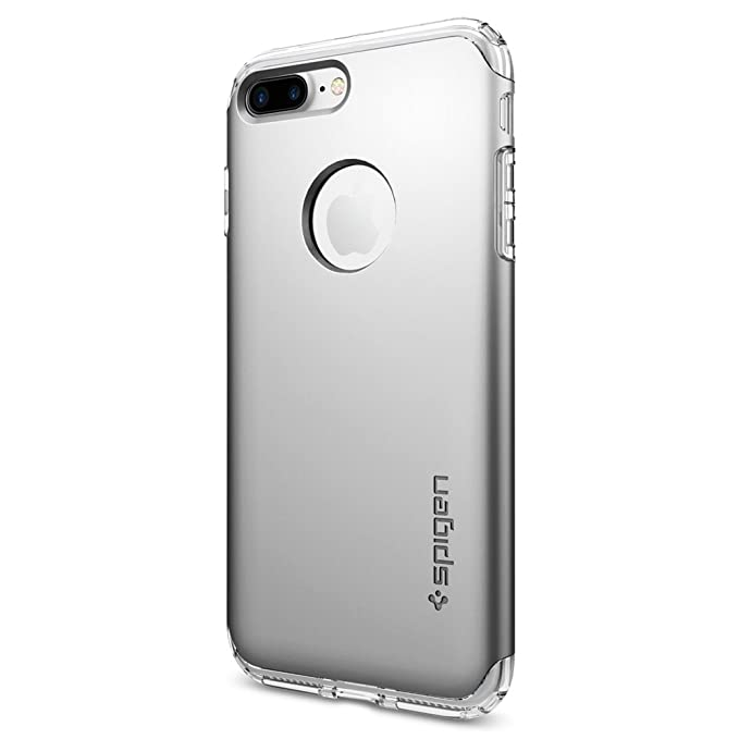 25 opinioni per Spigen 043CS20698 Custodia per Apple iPhone 7 Plus, Argento