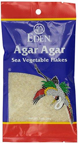 Eden Organic Agar Agar Flakes, 1 Ounce