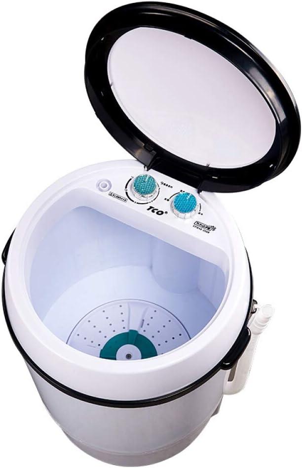 ミニ単眼バレル小型洗濯機、大容量の学生ドラムと半自動洗濯母体の子供の家族