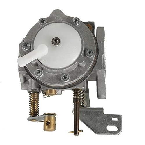 1967-81 Harley Davidson 2 Cycle Golf Cart models Brand New Replacement Tillotson HL-2231 Double Diaphragm Carburetor (Carburetor Tillotson)