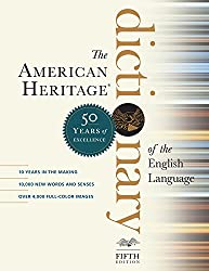 Image of the product The American Heritage that is listed on the catalogue brand of Houghton Mifflin Harcourt.