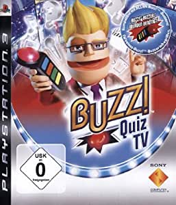 BUZZ! - Quiz TV [Importación alemana]
