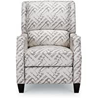 Opulence Home Timothy Recliner, Bridgeport Grey