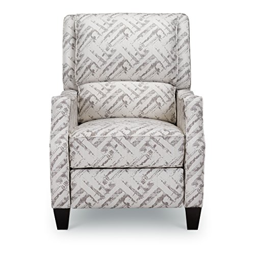 Opulence Home Timothy Recliner, Bridgeport Grey For Sale