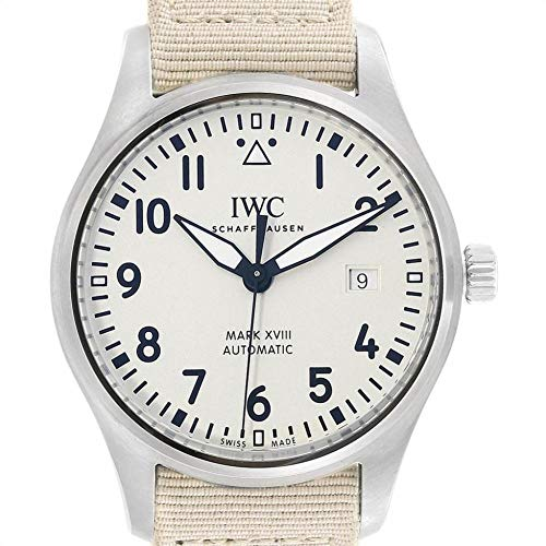 (IWC Pilot Automatic-self-Wind Male Watch IW327017 (Certified Pre-Owned))