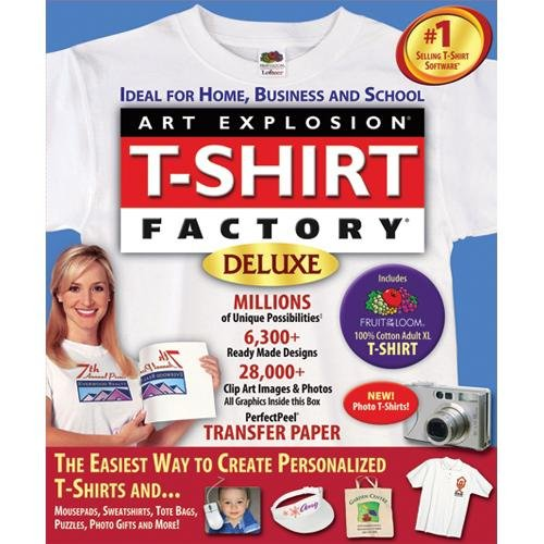 Amazon.com: T Shirt Factory Deluxe 3.0 Mini Box