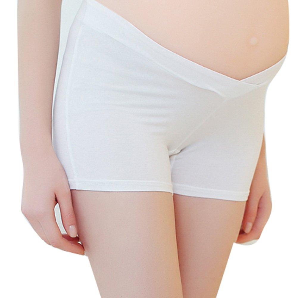 WEIMEITE Low Waist Maternity Underwear Pregnant Women Underwear Maternity Panties Pregnancy Briefs