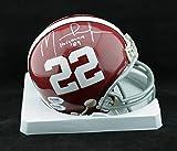 Mark Ingram Signed Mini Helmet Alabama Insc Rookiegraph Itp - PSA/DNA Authentic Autograph