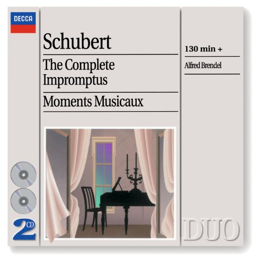 Schubert: The Complete Impromp...
