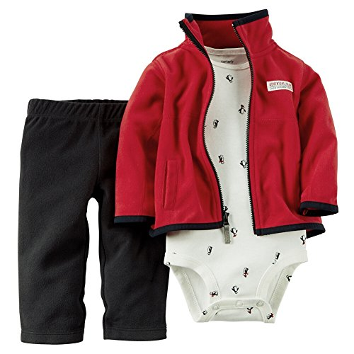 Carters Little Explorer 3 Piece Outfit product image
