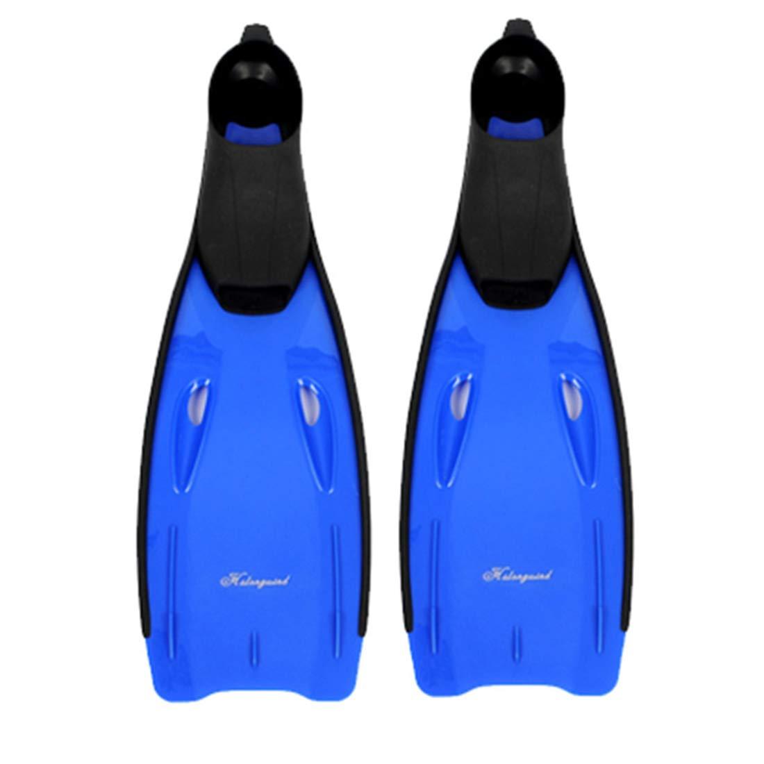 Goen Burake 水泳のシュノーケリングのための大人の軽量のフルフットの水泳用フィンのダイビングのひれ (サイズ : 33) B07QDXX62G  30 30