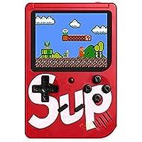 وحدة تحكم العاب محمولة للاطفال، 400 لعبة مدمجة، مع شاشة ال سي دي 3.0 بوصة.