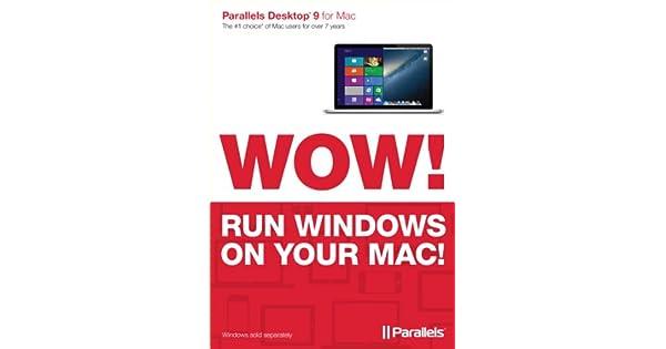 Amazon.com: Parallels Desktop 9 for Mac (5-Users): Software