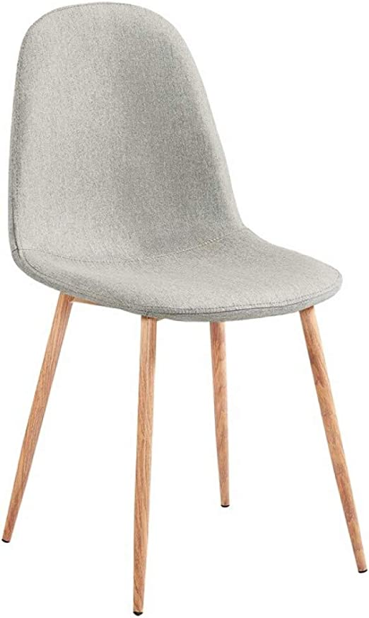 ZONS Lot DE 6 Stockholm Chaise SCANDINAVE: