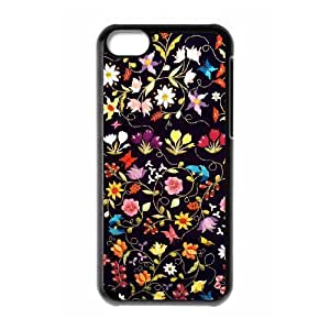 Coolest Patterns iPhone 5C Case Black Yearinspace899245 hjbrhga1544