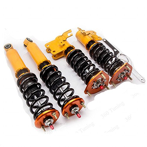 Used, GOWE Adj. Coilover For Nissan Silvia S13 180SX 240SX for sale  Delivered anywhere in USA