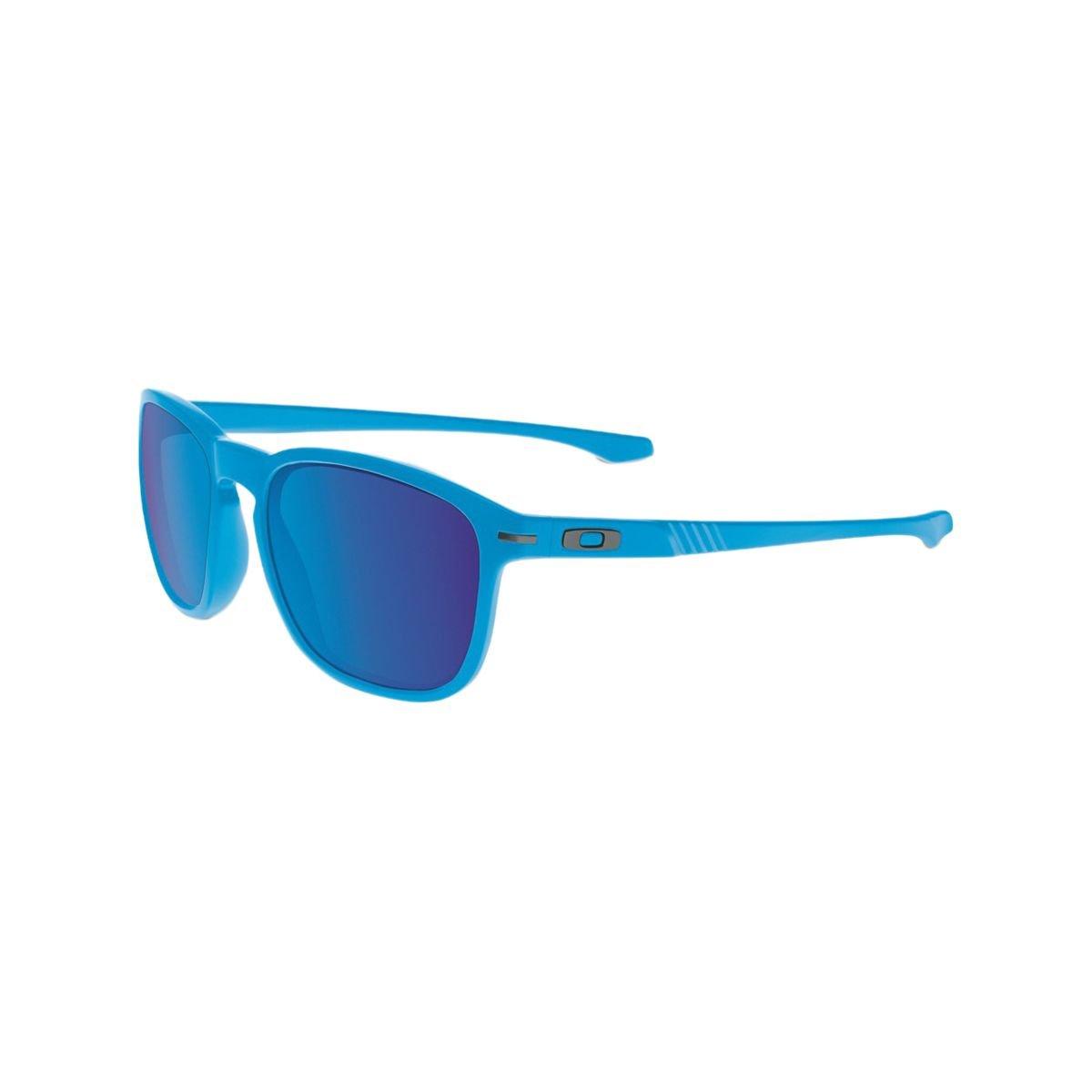 Oakley Sonnenbrille Enduro, Matte Sky W/Sapphire Iridium, One size, OO9223-19
